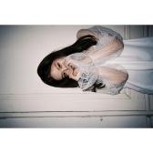 180330 blackpinkofficial jennie jpn album jacket behind_7