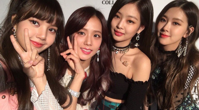 [NEWS] 190119 BLACKPINK Members Take Spots on January 2019 Individual Girl Group Member Brand Reputation Rankings