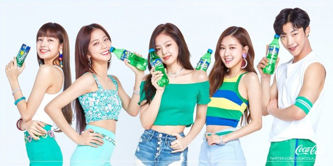 [ENDORSEMENT] BLACKPINK for Sprite