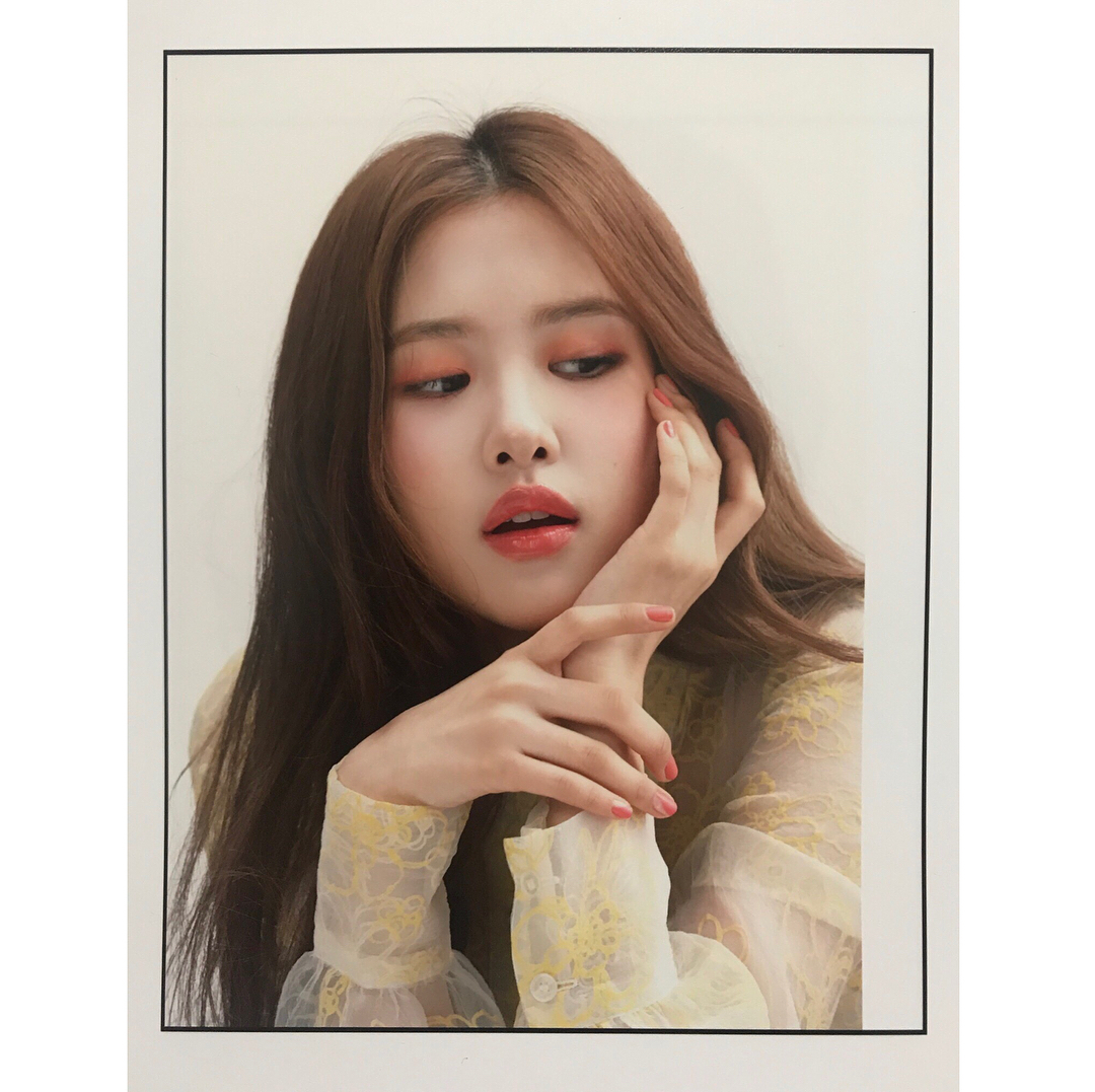 180501 Blackpinkofficial Rose Ceci March Bcut 1 Ygdreamers