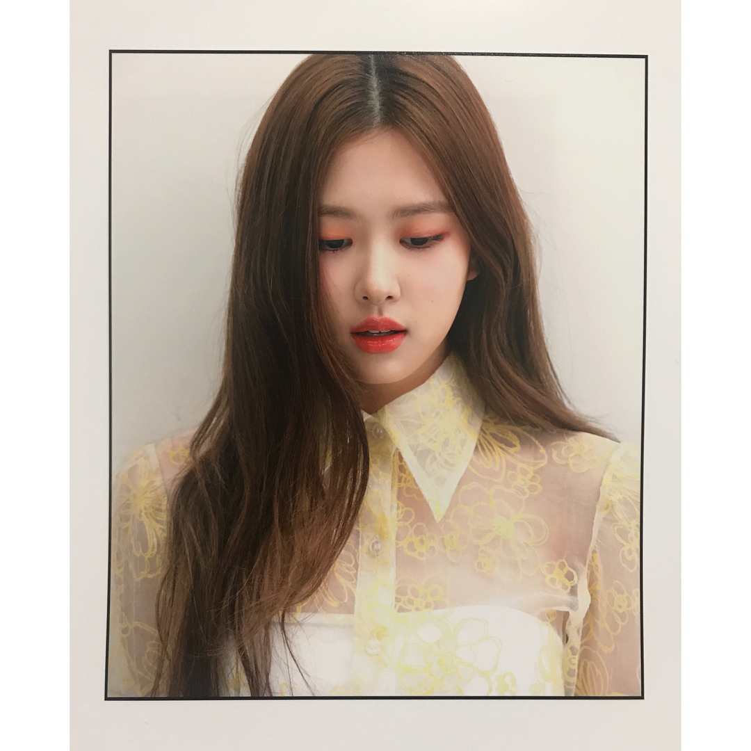 Ig Trans 180501 31 May 2018 Blackpinkofficial Updates Solo