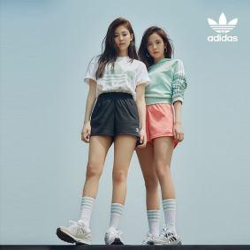 180517 shoemarker_official 2 jennie jisoo adidas