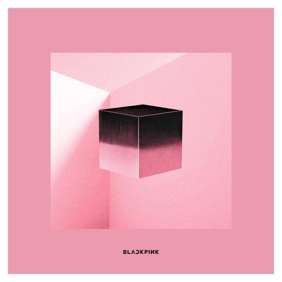 180608 blackpinkofficial 2 square up album pink ver cover