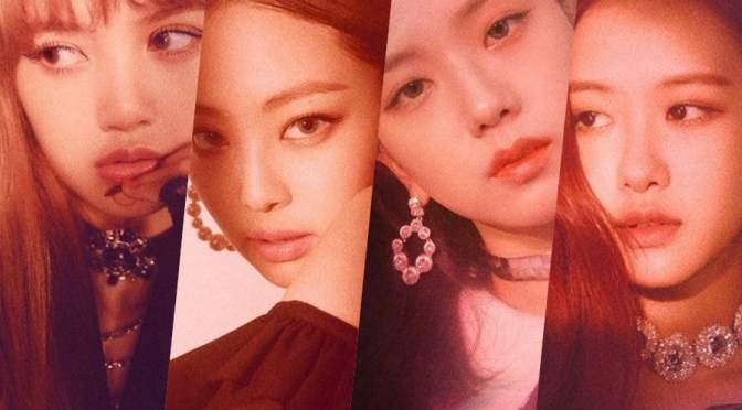 [OFFICIAL] 180612 BLACKPINK – 'SQUARE UP' TEASER POSTER