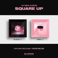 180612 UPDATE - SQUARE UP MINI ALBUM 1
