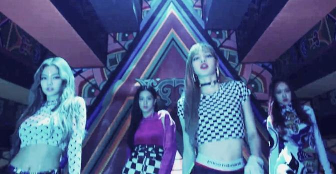 """[YG-LIFE] 180614 BLACKPINK Reveals MV Teaser for 'DDU-DU DDU-DU', """"A Mighty Girl Crush"""""""