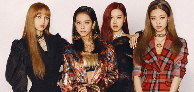 [YG-LIFE] 180618 BLACKPINK Wins Triple Crown on China's QQ Music, Proves Global Popularity