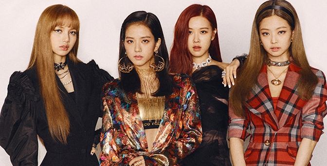 [YG-LIFE] 180616 Comeback BLACKPINK Achieves 'All-Kill' in Music Charts, Dominates Charts in Korea·China·Japan