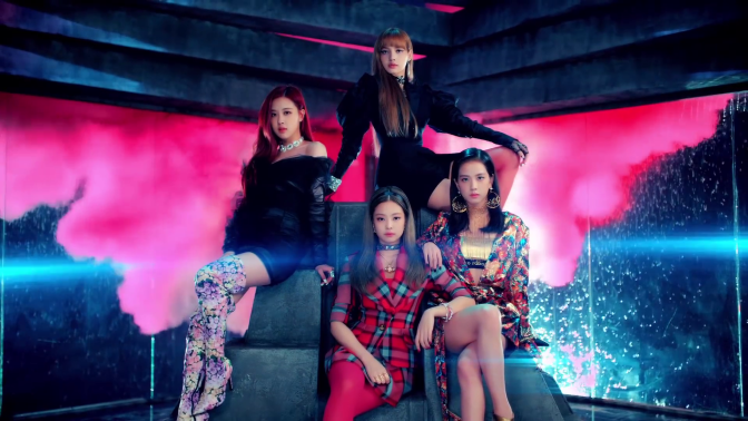 "[NEWS] 180805 BLACKPINK's ""DDU-DU DDU-DU"" Becomes Fastest K-Pop Group MV To Hit 250 Million Views"