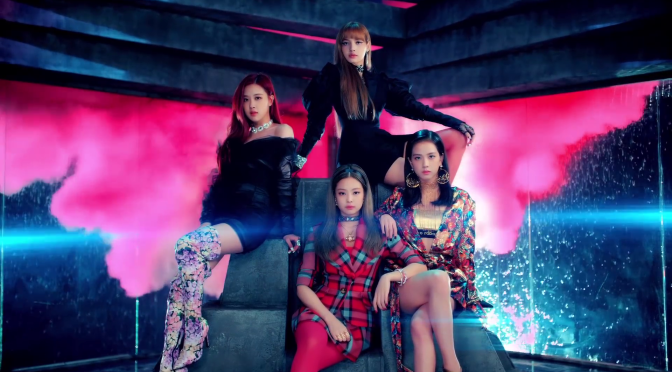 "[NEWS] 180901 BLACKPINK's ""DDU-DU DDU-DU"" Is The Only K-Pop MV On YouTube's Top 10 Songs Of The Summer Global Chart"