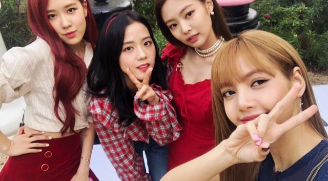 [NEWS] 180905 BLACKPINK 'SQUARE UP' Spends 11th Week on Billboard's World Albums Chart at No.6