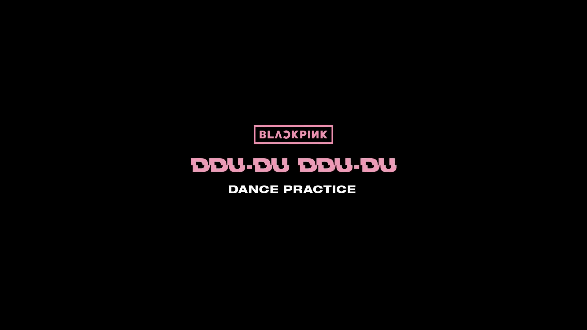 [OFFICIAL] 180618 BLACKPINK – '뚜두뚜두' (DDU-DU DDU-DU) DANCE PRACTICE VIDEO (MOVING VER.)