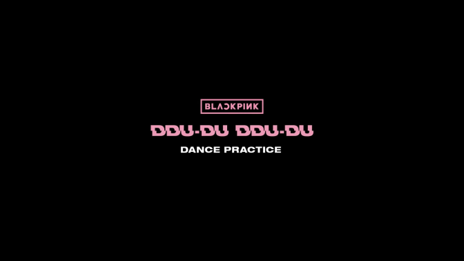 "[YG-LIFE] 180618 BLACKPINK Reveals Moving Version of Dance Practice for 'DDU-DU DDU-DU', ""A Choreography Aimed for the Public"""