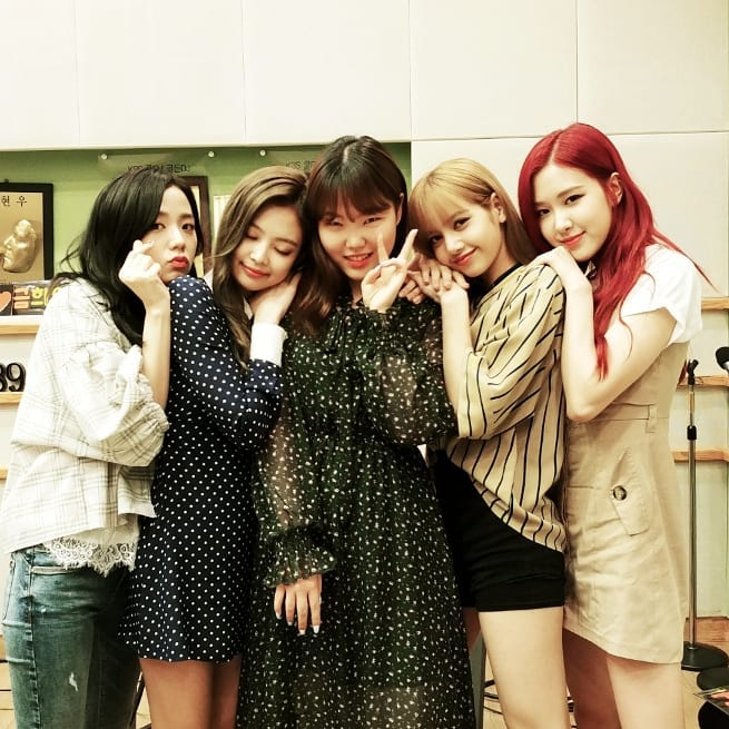[RADIO] 180618 BLACKPINK on KBS Cool FM Akdong Musician Suhyun's Volume Up Radio Show