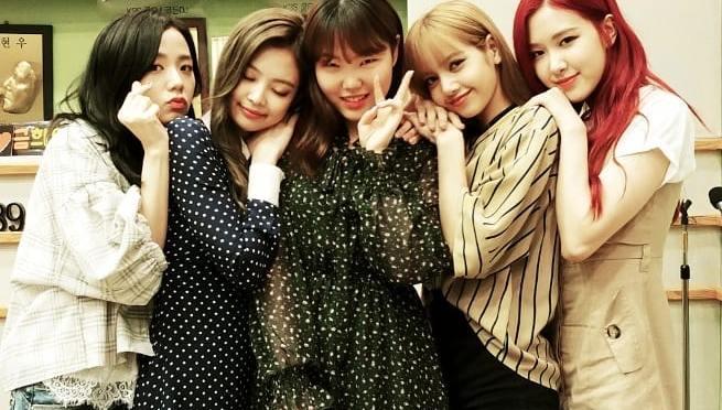 [RADIO] 180618 BLACKPINK on KBS Cool FM Akdong Musician Suhyun's Volume Up Radio Show