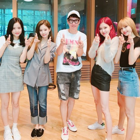 180619 2pdate 2 blackpink with ji sukjin