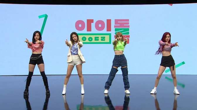 [YG-LIFE] 180623 BLACKPINK Reveals Innocent Charms in 'Idol Room', Following the Stream of Consciousness
