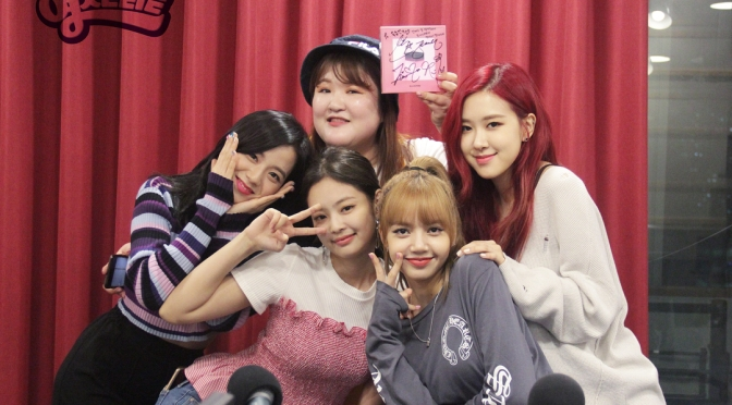 [RADIO] 180621 BLACKPINK on SBS Power FM Lee Guk Joo's Youngstreet Radio Show