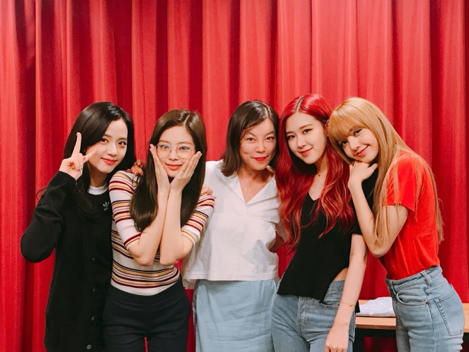 [RADIO] 180626 BLACKPINK on SBS Power FM Choi Hwajung's Power Time Radio Show