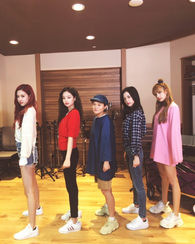 [RADIO] 180627 BLACKPINK on MBC FM4U Kim Shinyoung's Hope Song at Noon Radio Show