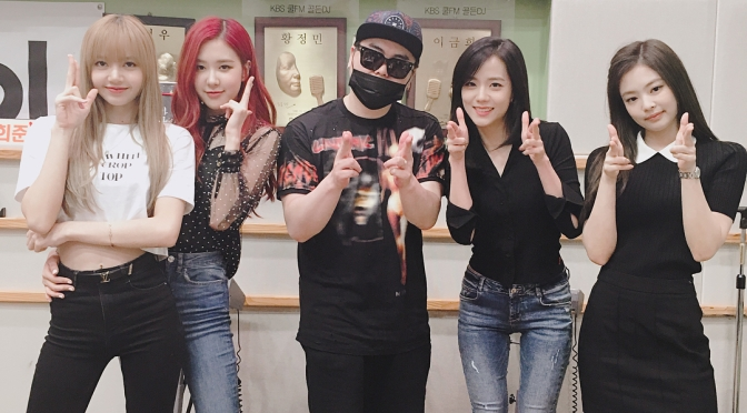 [RADIO] 180628 BLACKPINK on KBS Cool FM Moon Heejun's Music Show Radio Show