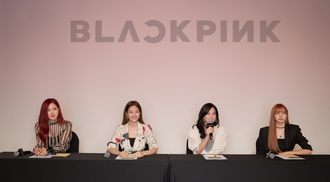 "[YG-LIFE] 180615 BLACKPINK Comeback, ""The Title Song Feels Like Casting a Strong Spell"""