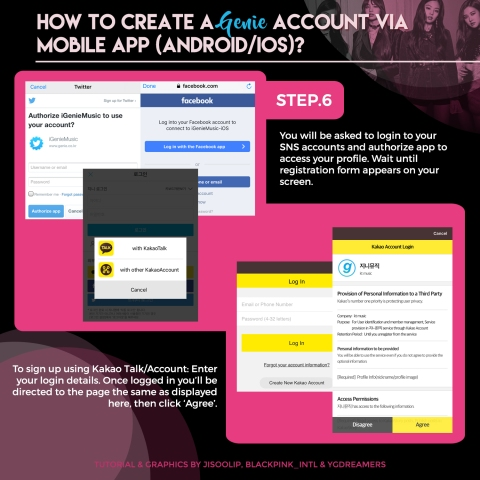 SUPPORT] GENIE INFO & TUTORIAL (Account Sign Up & Streaming Guide