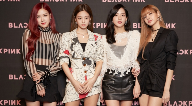 "[NEWS] 180823 BLACKPINK's ""DDU-DU DDU-DU"" and ""Forever Young"" at No.4 and No.10, Respectively, on Gaon's Weekly Digital & Streaming Charts"
