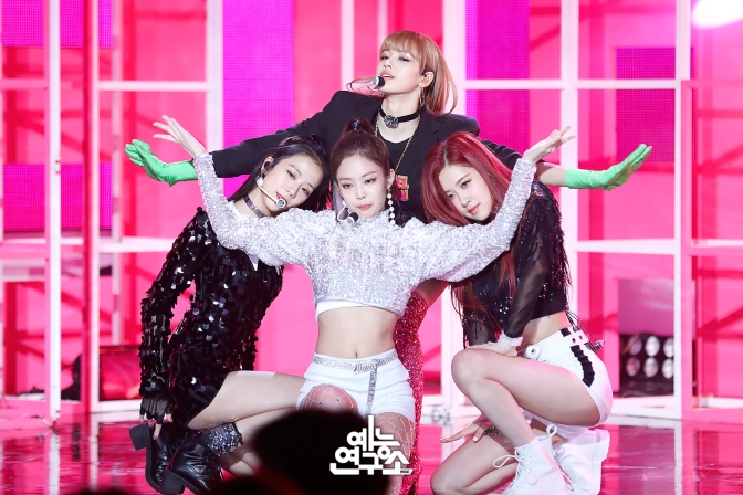[OFFICIAL] 180616 BLACKPINK's HQ Photos on MBC Music Core (Comeback Stage)