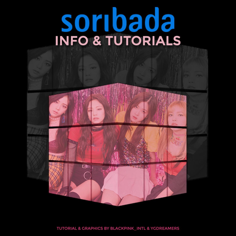SORIBADA TUTORIAL 2018