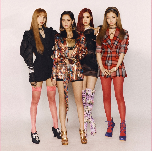 180615 BLACKPINK - 1st MINI ALBUM 'SQUARE UP' D-DAY POSTER 2