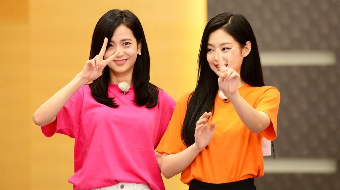 [NEWS] 180713 SBS 'Running Man' Reveals Teaser Stills Of BLACKPINK's Jisoo And Jennie For Upcoming Episode