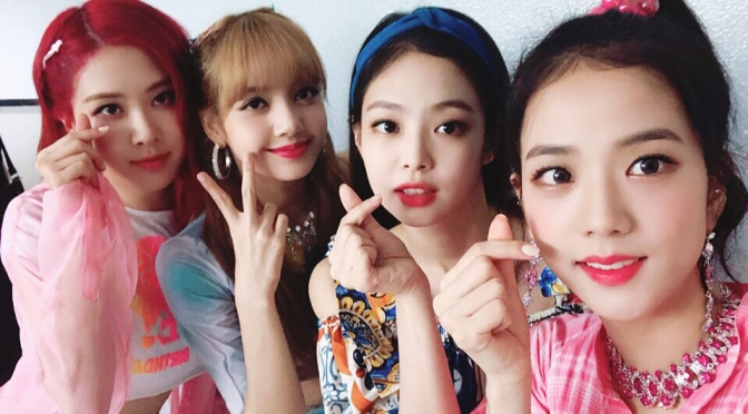 [NEWS] 180726 BLACKPINK Has Officially Become the First K-Pop Group Ever To Receive Diamond Play Button from YouTube