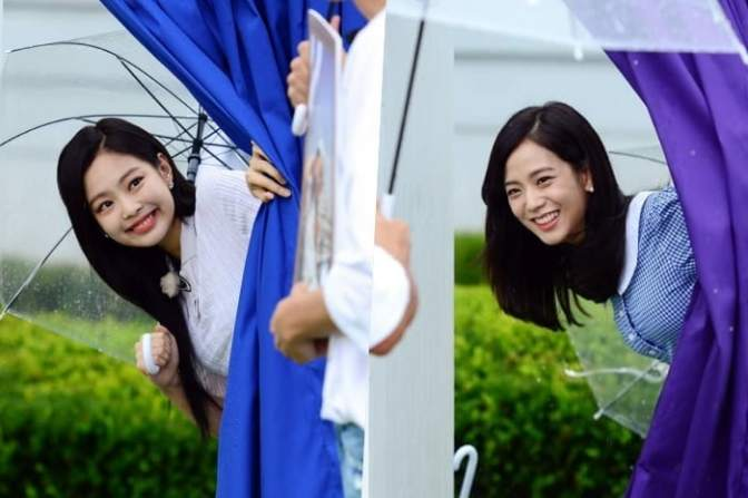 "[NEWS] 180715 BLACKPINK's Jennie And Jisoo Reveal Their Baby Photos On ""Running Man"""