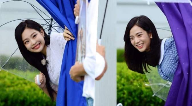 [YG-LIFE] 180715 JENNIE in 'Running Man' Becomes 'Pretty Losing Hand' as She Picks a Bomb, Receives Final Penalty with Lee Kwangsoo