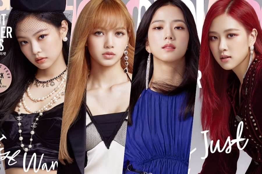 [MAGAZINE] BLACKPINK for Cosmopolitan Korea August 2018 Issue (INTERVIEW + PHOTOS)