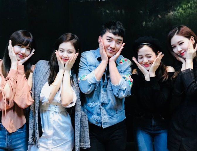 """[NEWS] 180721 Seungri Talks About How """"1, 2, 3!"""" Was Originally Given To BLACKPINK + His Affection For The Group"""