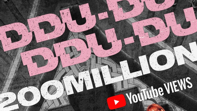 [OFFICIAL] 180719 BLACKPINK – 'DDU-DU DDU-DU' MV HITS 200 MILLION VIEWS