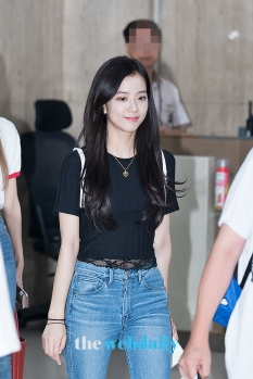 180720 gimpo airport arrival_14
