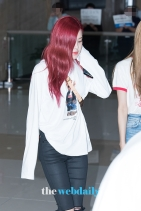 180720 gimpo airport arrival_16
