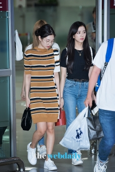 180720 gimpo airport arrival_18