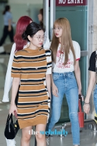 180720 gimpo airport arrival_19