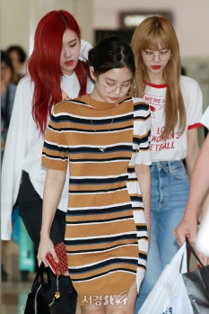 180720 gimpo airport arrival_23