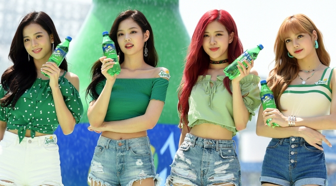 [EVENT] 180721 Press Photos of BLACKPINK at WATERBOMB Festival 2018 in Seoul