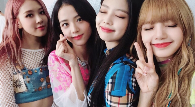 [NEWS] 180726 BLACKPINK Still Strong on Gaon's Digital & Streaming Charts