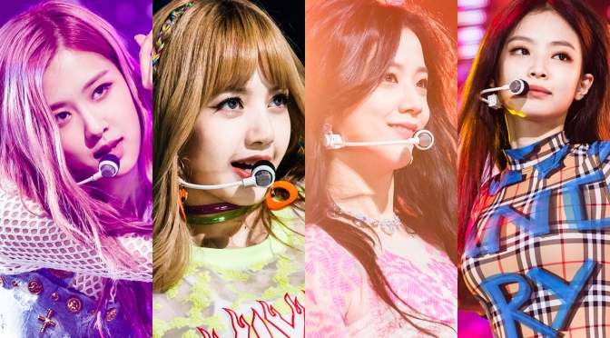 [OFFICIAL] 180722 BLACKPINK's HQ Photos on SBS Inkigayo