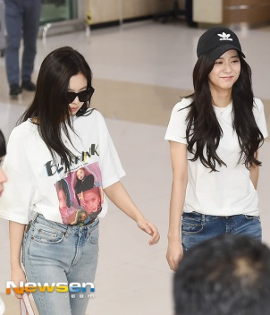 180726 gimpo airport arrival_12