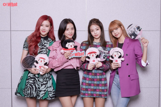 [INTERVIEW] 180711 BLACKPINK for O!What (ENGSUB + PHOTOS)