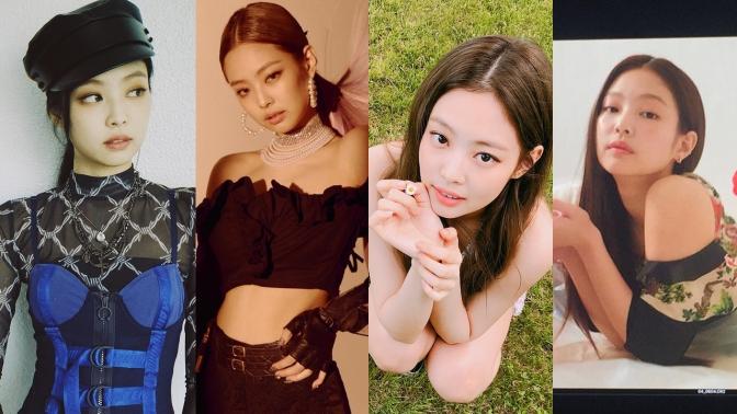 [SNS/TRANS] 180701~15 Jennie's (jennierubyjane) IG Updates & IG Stories: Photoshoots, Backstage Photos & More