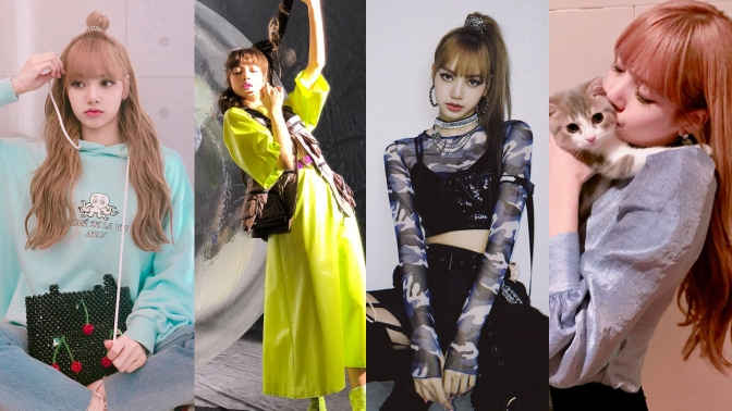 [SNS/TRANS] 180701~15 Lisa's (lalalalisa_m) IG Updates & IG Stories: Music Show Backstage Photos, Leo, Nylon Japan & More